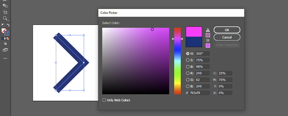 How to change color of SVG