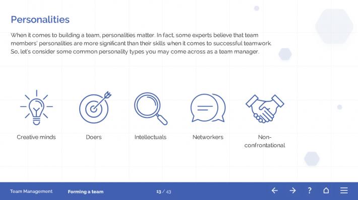 Team Management Course Template