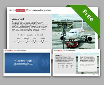 free lectora templates