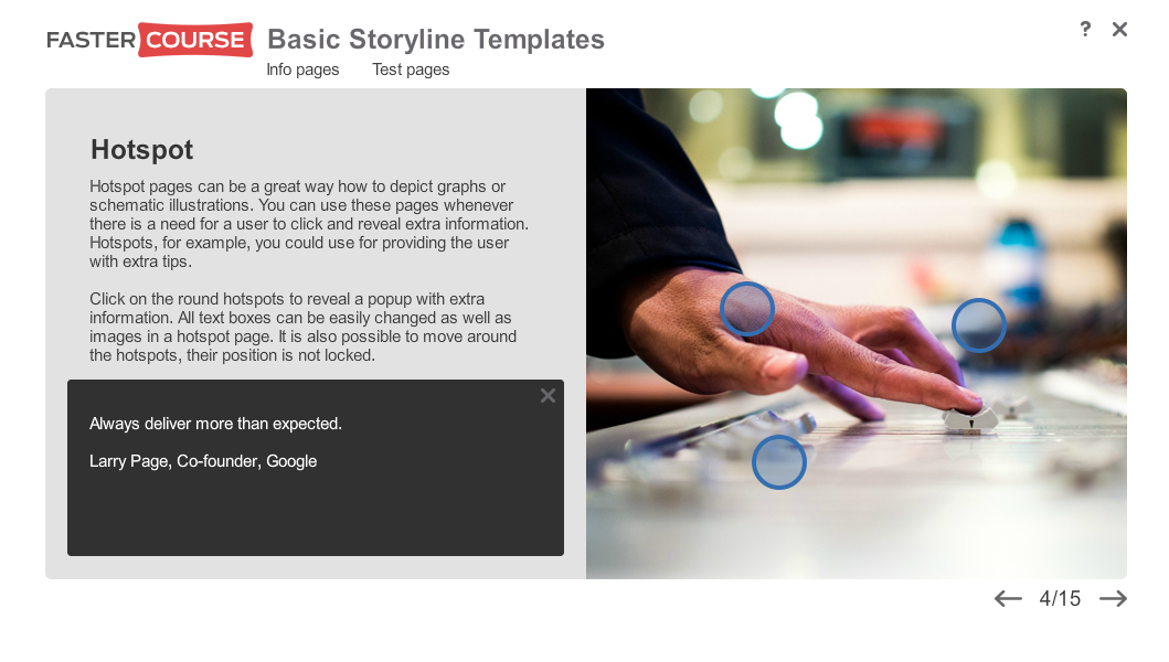 Articulate storyline templates basic contains 16 templates e storyline templates basic pronofoot35fo Choice Image