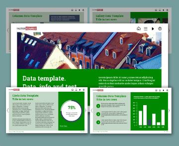 data visualization template