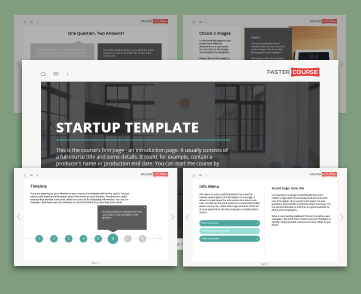 Adobe captivate free templates