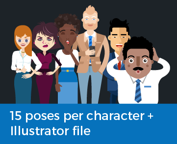 office characters