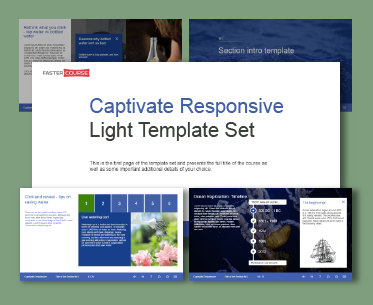 Captivate Light Responsive