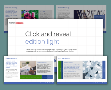 storyline click and reveal light