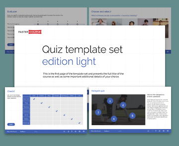 Storyline Light Quiz