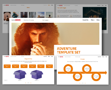 FasterCourse_Lectora_Adventure_orange_template