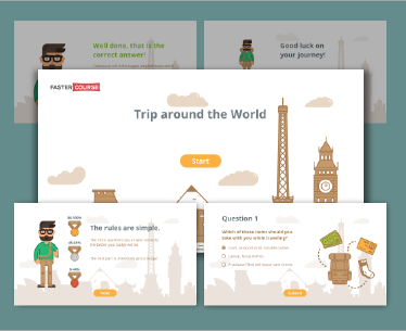 FasterCourse_Storyline_Game_Trip_Around_the_World