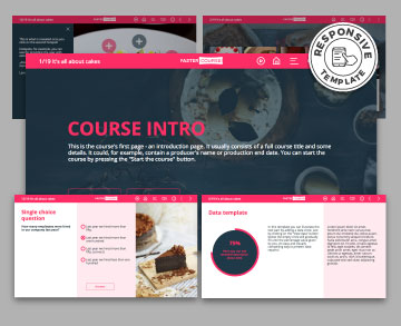 FasterCourse_Lectora_Responsive_Cakes